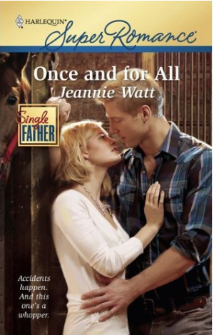 REVIEW:  Once and For All by Jeannie Watt