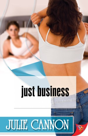 REVIEW:  Just Business by Julie Cannon