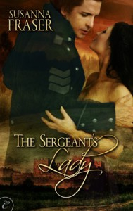 The Sergeants Lady by Susanna Fraser
