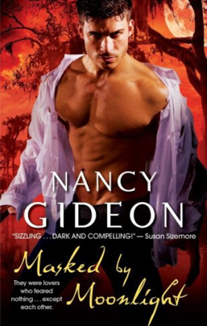 REVIEW: Masked by Moonlight by Nancy Gideon