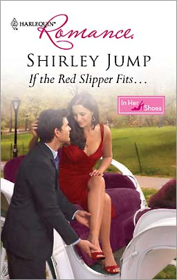 REVIEW: If the Red Slipper Fits by Shirley Jump