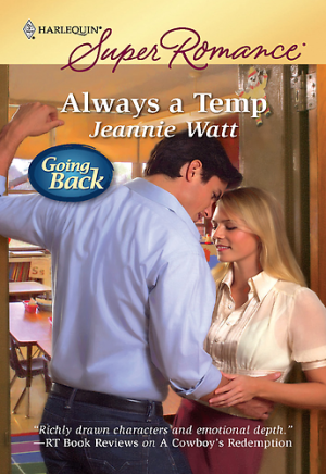 REVIEW: Always a Temp by Jeannie Watt