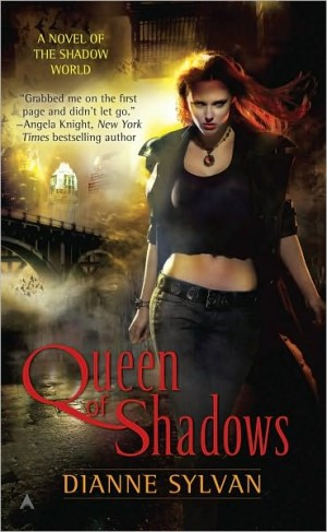 REVIEW: Queen of Shadows by Dianne Sylvan