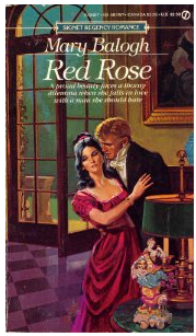 REVIEW: Red Rose by Mary Balogh