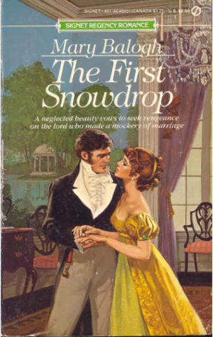 REVIEW: The First Snowdrop by Mary Balogh