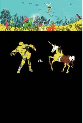REVIEW: Zombies vs Unicorns edited by Holly Black and Justine Larbalestier