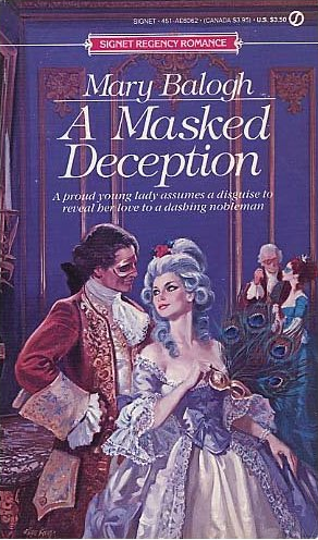 REVIEW: A Masked Deception by Mary Balogh