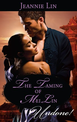 REVIEW: Taming of Mei Lin by Jeannie Lin