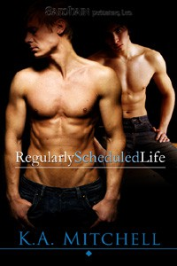 REVIEW: Regularly Scheduled Life by K.A. Mitchell