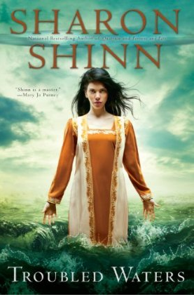 REVIEW: Troubled Waters by Sharon Shinn