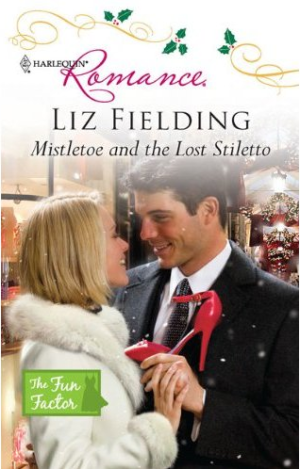 REVIEW: Mistletoe and the Lost Stiletto by Liz Fielding
