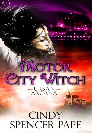 REVIEW: Motor City Witch by Cindy Spencer Pape