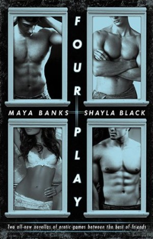 REVIEW: Four Play by Maya Banks and Shayla Black