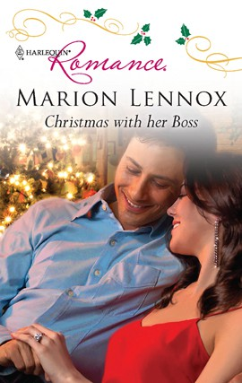 REVIEW: Christmas with Her Boss by Marion Lennox