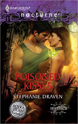 REVIEW: Poisoned Kisses by Stephanie Draven