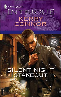 REVIEW: Silent Night Stakeout by Kerry Connor