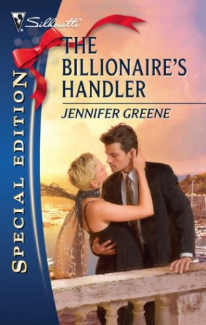 REVIEW: The Billionaire's Handler by Jennifer Greene