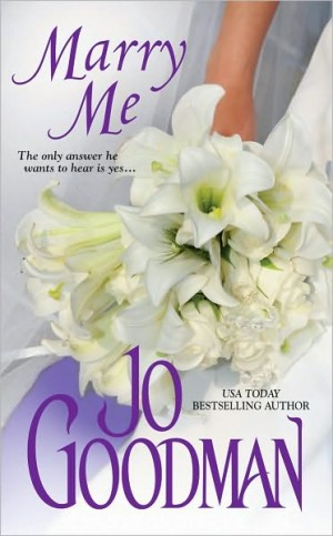 REVIEW & Giveaway: Marry Me by Jo Goodman