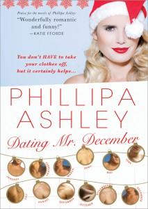 Dating Mr. December by Phillipa Ashley Cover
