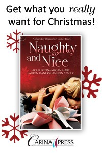 REVIEW: Naughty and Nice by Jaci Burton, Megan Hart, Lauren Dane, and Shannon Stacey