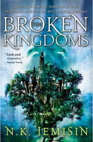 REVIEW: The Broken Kingdoms by N.K. Jemisin