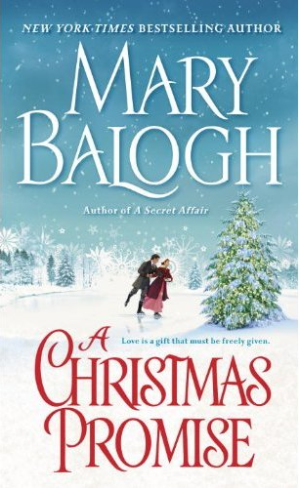 JOINT REVIEW: A Christmas Promise by Mary Balogh