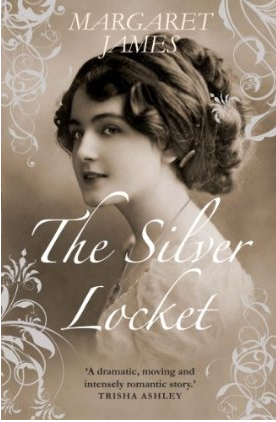 REVIEW: The Silver Locket by Margaret James