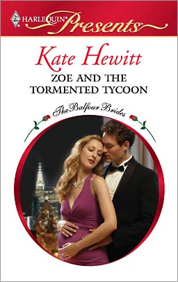 REVIEW:  Zoe and the Tormented Tycoon by Kate Hewitt