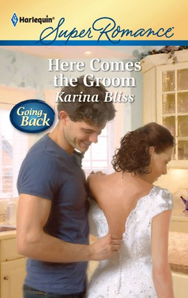 REVIEW: Here Comes the Groom by Karina Bliss