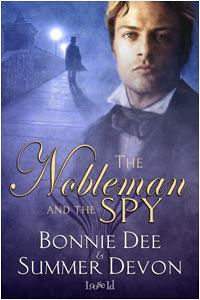REVIEW: The Nobleman and the Spy by Bonnie Dee and Summer Devon