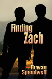 REVIEW: Finding Zach by Rowan Speedwell (with bonus short story)