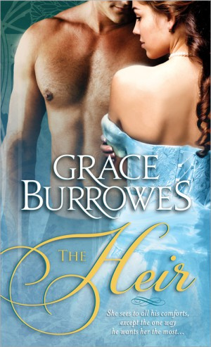 My First Sale by Grace Burrowes, Author of The Heir