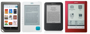How Do I Use My New Kindle, Nook, Kobo, Sony, or iPad?