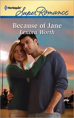 REVIEW: Because of Jane by Lenora Worth
