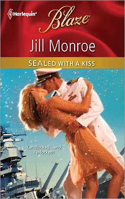 REVIEW: SEALed With a Kiss by Jill Monroe