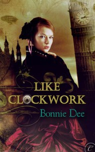 Like Clockwork by Bonnie Dee