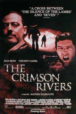 Friday Film Review: Les Rivieres Pourpres (The Crimson Rivers)