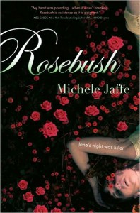 Rosebush by Michelle Jaffe