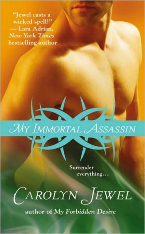 REVIEW: My Immortal Assassin by Carolyn Jewel