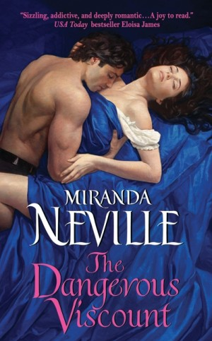 REVIEW: The Dangerous Viscount by Miranda Neville