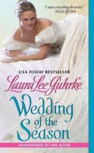 wedding of the season laura lee guhrke