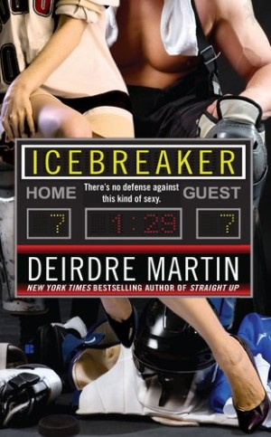 REVIEW: Icebreaker by Deirdre Martin