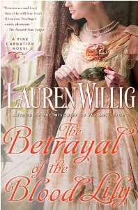 REVIEW: The Betrayal of the Blood Lily by Lauren Willig