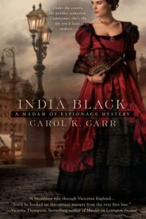 REVIEW: India Black by Carol K. Carr