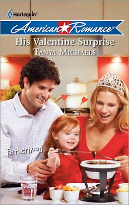REVIEW: His Valentine Surprise by Tanya Michaels