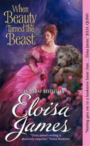 REVIEW: When Beauty Tamed the Beast by Eloisa James