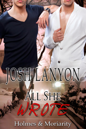 REVIEW: All She Wrote by Josh Lanyon