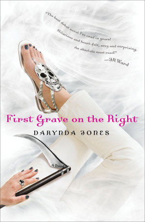 Debut Author Interview with Darynda Jones
