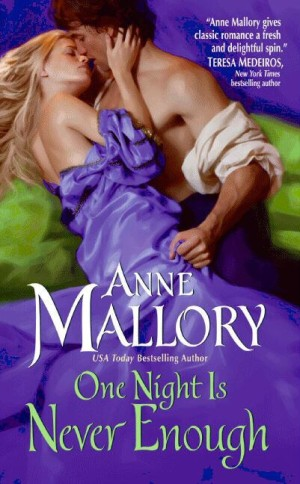 REVIEW: One Night Is Never Enough by Anne Mallory