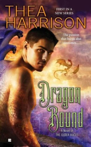 REVIEW & GIVEAWAY: Dragon Bound by Thea Harrison